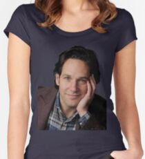 Paul Rudd Women's Fitted Scoop T-Shirt