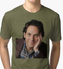 Paul Rudd Tri-blend T-Shirt