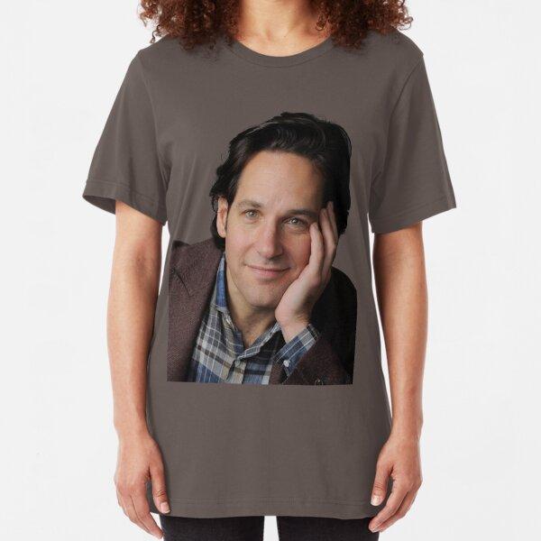 Paul Rudd Slim Fit T-Shirt