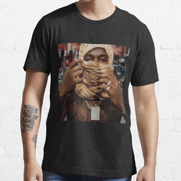 Pop Fumée Dior T-shirt essentiel