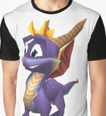 Camiseta gráfica Spyro Fake Smile
