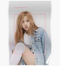BLACKPINK - Rose Poster
