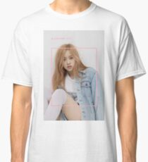 BLACKPINK - Rose Classic T-Shirt