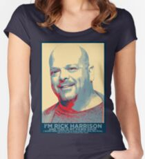 I'm Rick Harrison Women's Fitted Scoop T-Shirt