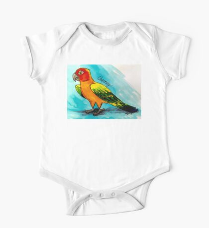 Chesney the Sun Conure Kids Clothes