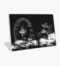 Fair Blur Laptop Skin