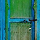 Moroccan Door (2) by Georgina Steytler