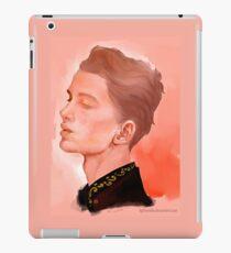 Male Portrait iPad Case/Skin