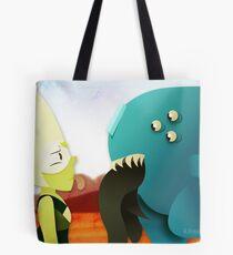 Peridot's Roadrunner Tote Bag