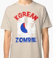 The Korean Zombie - Chan Sung Jung Classic T-Shirt