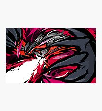 Yveltal | Oblivion Wing Photographic Print