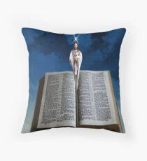 † ❤ † ❤ HELLO GOD THROW PILLOW AND TOTE BAG † ❤ † ❤ Throw Pillow