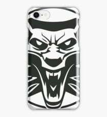 The Witcher Black iPhone Case/Skin