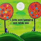♥ ♥ ♥ ♥ ♥ Love Hanging out with you♥ ♥ ♥ ♥ ♥ by emelisa