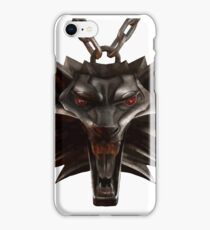 The Witcher Neckless iPhone Case/Skin