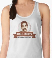 Hal L Quilts Hand Made Quality Happy Gilmore Women's Tank Top