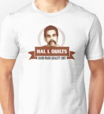 Hal L Quilts Hand Made Quality Happy Gilmore Unisex T-Shirt