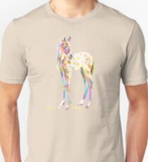 Foal Paint products Unisex T-Shirt