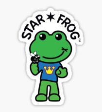 STAR*FROG™ Sticker