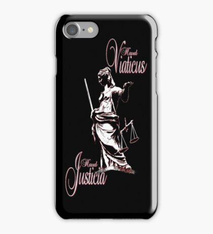 No Money ... iPhone Case/Skin