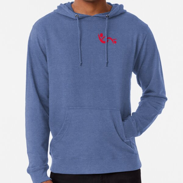 Swinger Symbol by Partners ID, the only symbol recognized around the world. Lightweight Hoodie