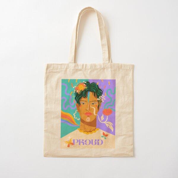 Proud Cotton Tote Bag