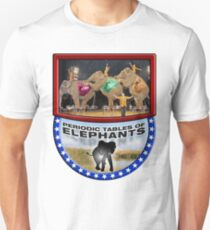 Periodic Tables of Elephants T-Shirt