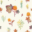 Cloudberry by Julia Nikitina