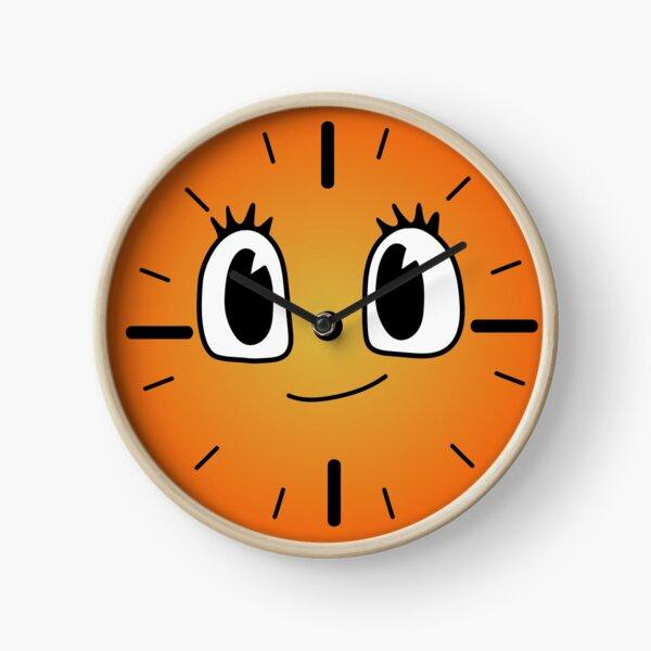 Miss Minutes Clock