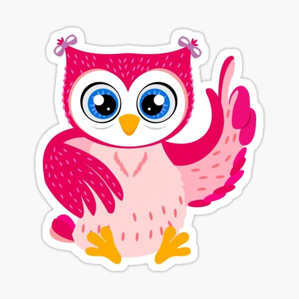 children's prints. bright illustrations Sticker