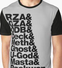 shaolin land (black) Graphic T-Shirt
