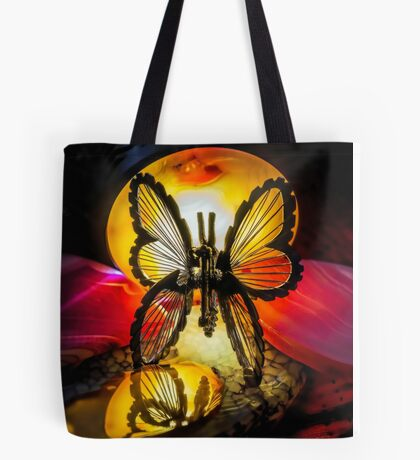 My Wings Tote Bag