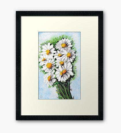 Daisy Mini Framed Print