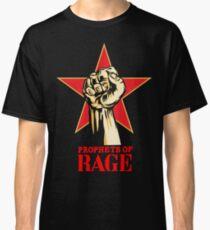 Camiseta clásica BNR04 Profetas de la rabia: haz que America Rage Again Tour 2016