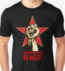 BNR04 Prophets of Rage - Make America Rage Again Tour 2016 Unisex T-Shirt