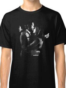 Banksy - Lovers Classic T-Shirt