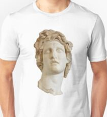 Helios Bust/Macintosh Plus T-Shirt