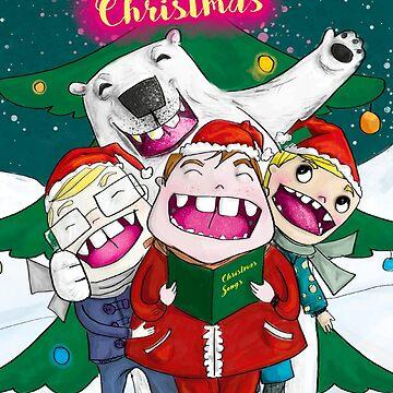 merry christmas von rauschsinnig