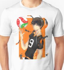 Kageyama Tobio digital fanart T-Shirt