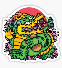 Rich Boi Sticker