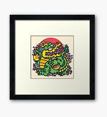 Rich Boi Framed Print