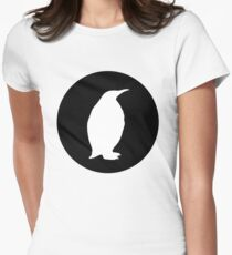 Penguin Women's Fitted T-Shirt