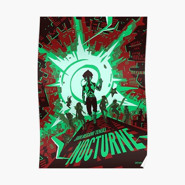 Shin Megami Tensei Nocturne Poster