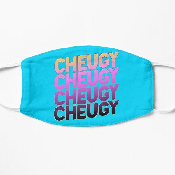 Cheugy 90's Aesthetic  Flat Mask