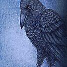 The raven by Indigo46