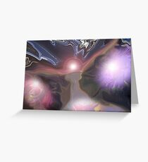 Universal Healer Greeting Card