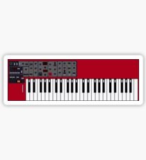 Clavia Nord Lead A1 Sticker