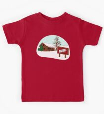 Clothed for Winter Kids Tee