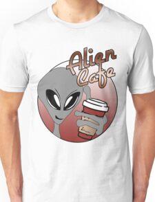 Alien Cafe Unisex T-Shirt