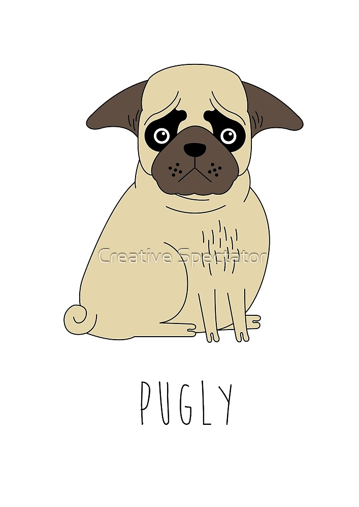 PUGLY by Creative Spectator